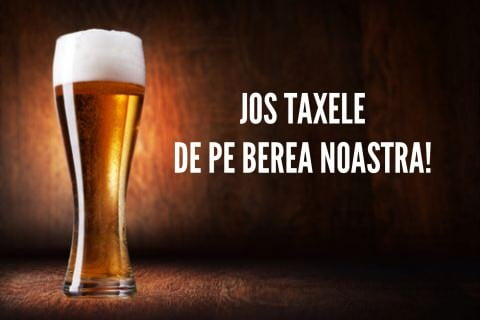 taxe pe bere
