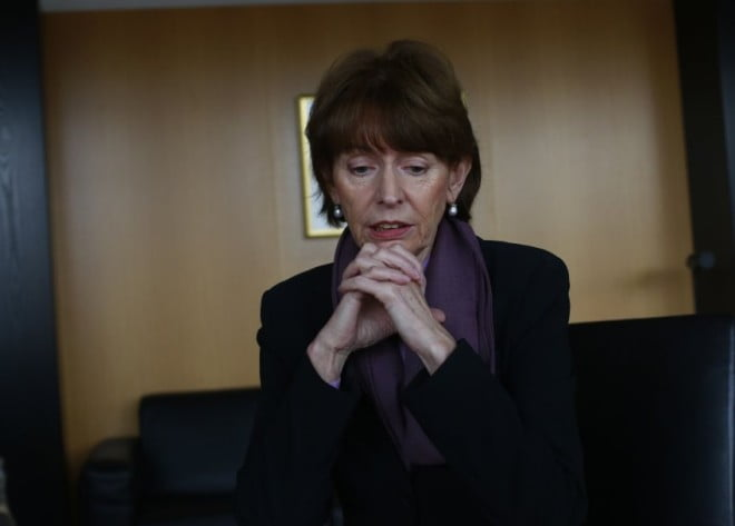 Henriette Reker, primărița din Köln (foto - Spiegel)