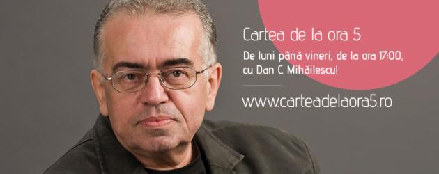 """Sursa: cover-ul paginii de Facebook """"Cartea de la ora 5"""""""