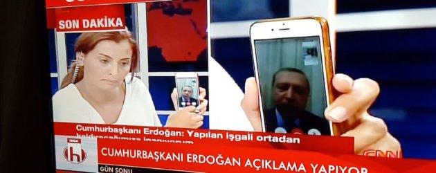 Erdoğan se adresează lumii... prin Facetime. Acesta e momentul în care puciștii au pierdut meciul.