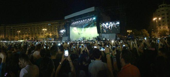 Rihanna Bucharest - 5